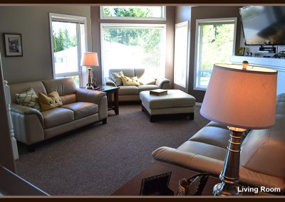 Oceanview Seniors Manor Living Room With View